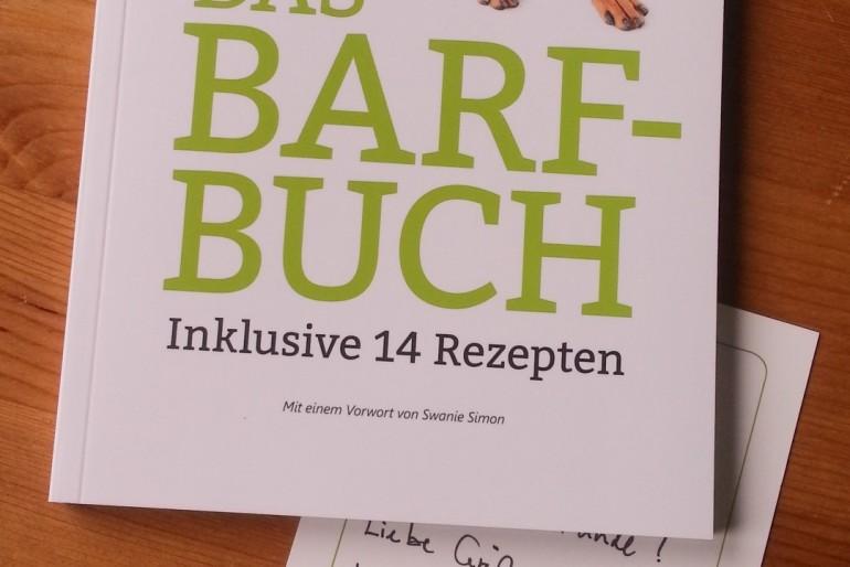 Buchblick: Das BARF-BUCH von Nadine Wolf