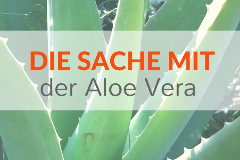 Warum Aloe Vera keine Innereien ersetzen kann
