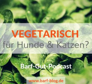 vegetarisch Futter Hund Katze vegan