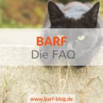 BARF FAQ Fragen