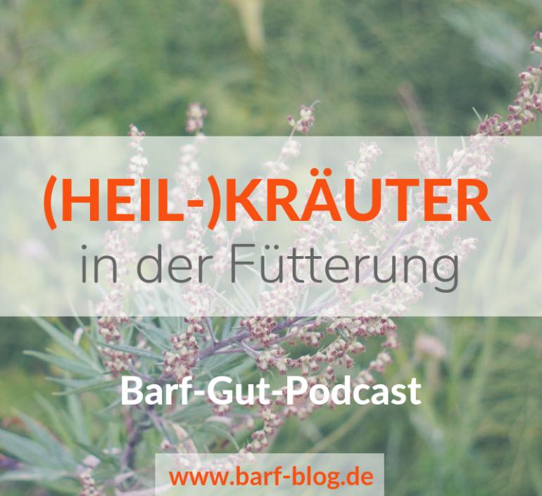 [BGP013] Nützlich oder Kokolores? (Heil-) Kräuter in der Fütterung
